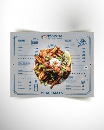 Placemats | A clever decoration