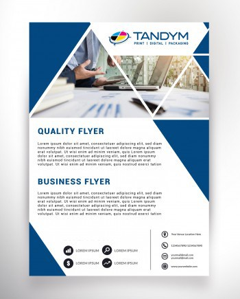 Flyers | Your wide reaching marketing communicator