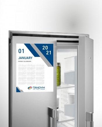 Fridge Calendars | Seen every time you visit the fridge